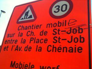 Chantier mobil