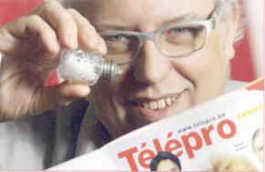 Telepro Marcel Sel